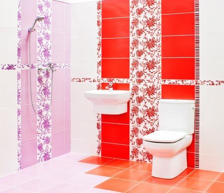 ritzy: Modern bathroom