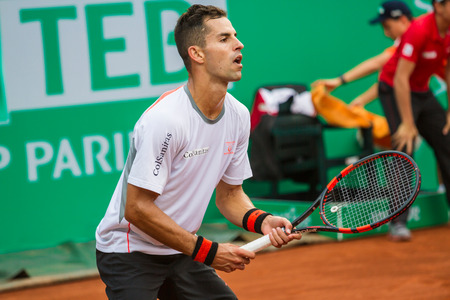 atp: Santiago Giraldo in ATP250 Istanbul Open 27 April  3 May 2015 at Garanti Koza Arena