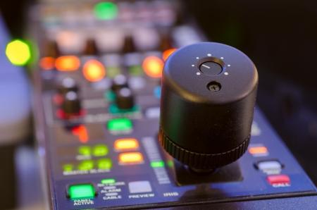 Remote Video camera mixer  short depth of field  Standard-Bild