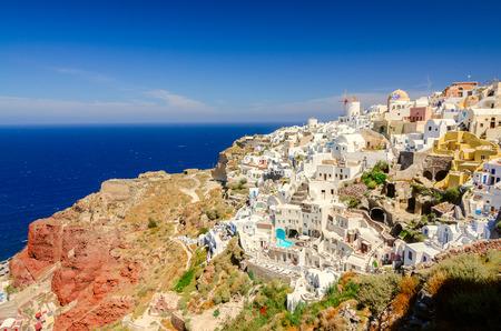 oia: Oia Santorini