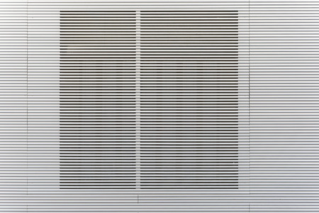 Metal texture parallel lines photo