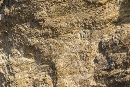 rock texture: Surface of a stone creating an abstract background on the Costa Brava, Catalonia, Spain