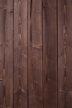 striped texture: Dark chestnut panels wood surface material texture Stock Photo