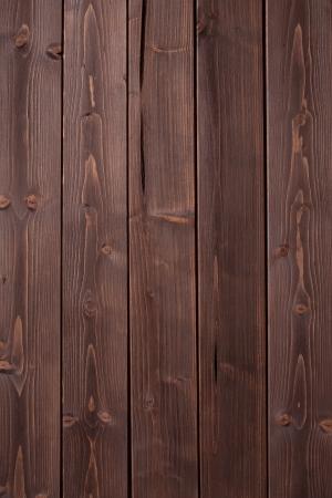 Dark chestnut panels wood surface material texture Standard-Bild