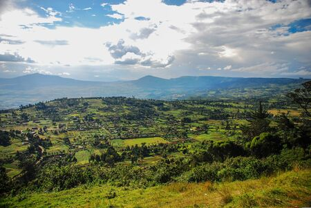 Ein Blick auf das Great Rift Valley
