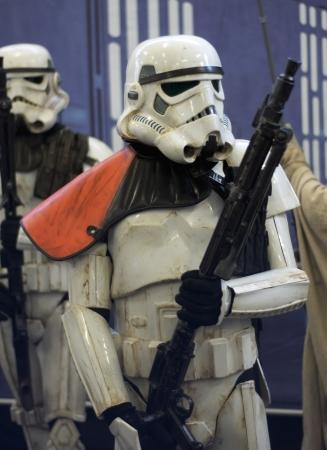 vedette de cin�ma: Stormtrooper de Star Wars Editeur