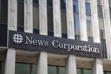 News Corp Headquarters New York city