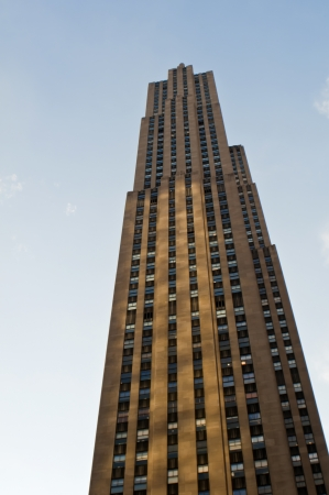 Empire State building, downtown Manhattan, New York City