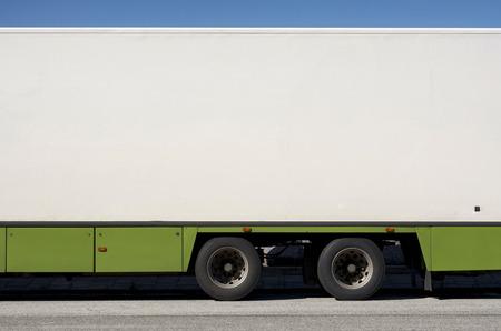 Big truck Stock Photo