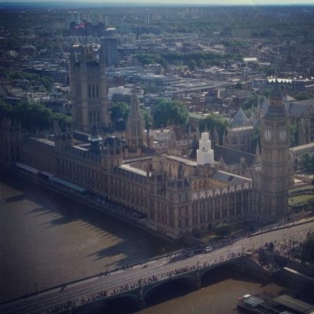 British parliament Stok Fotoğraf