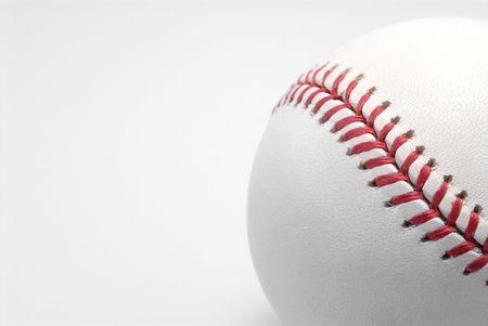 Baseball detail