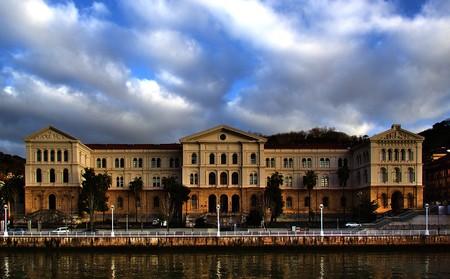 빌바오, Biscay, 바스크, 스페인의 데우스 토 대학
