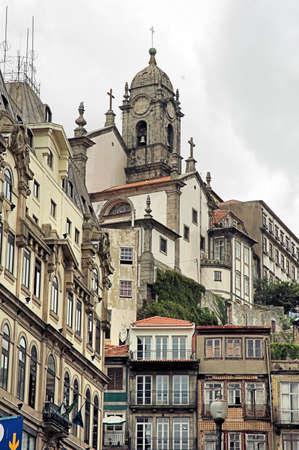 porto: City of Porto - Portugal Stock Photo