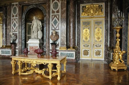 Versailles - Palace interiors Stock Photo - 217060