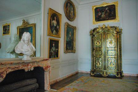 Royal room - Versailles Palace - France