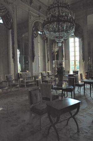 Versailles Palace interiors