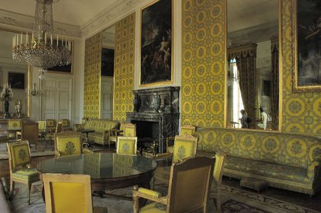 Palace interiors Stock Photo - 219681