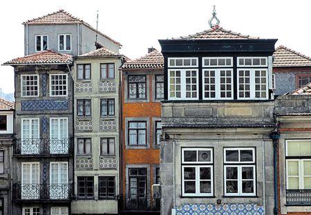Porto - Portugal - Traditional architecture Stock Photo
