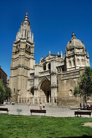 Cathedral - Toledo - Spain