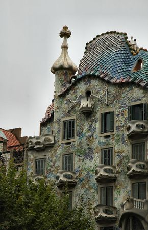 Architecture from Barcelona