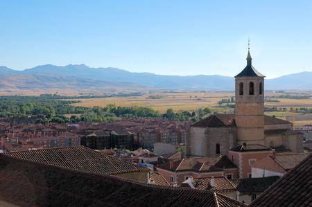 avila: City of Avila, Spain