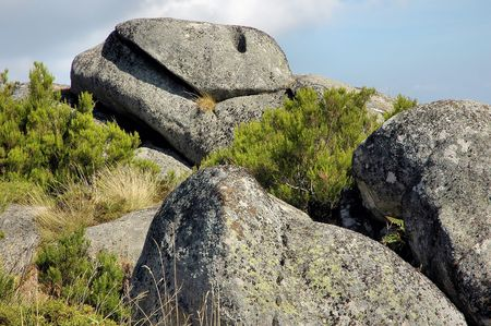 Big rocks photo