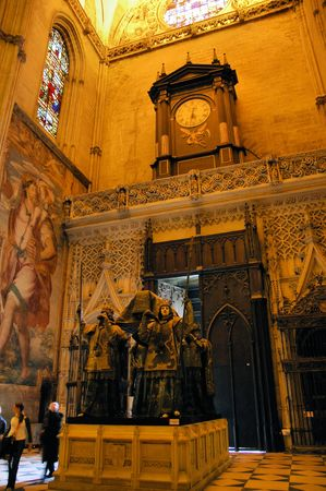tribute: Tomb of colon