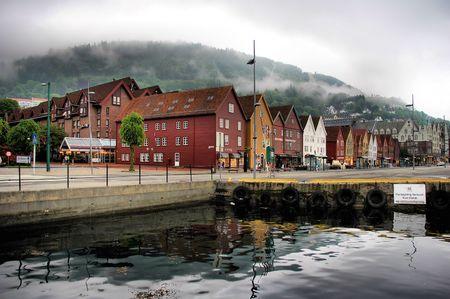 City of Bergen, Norway