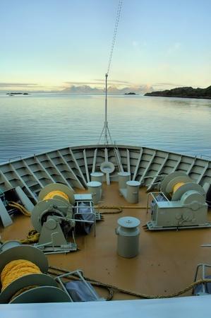prow: Prow of a ship