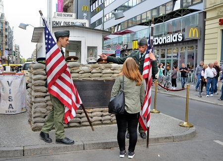 checkpoint: Checkpoint Charlie