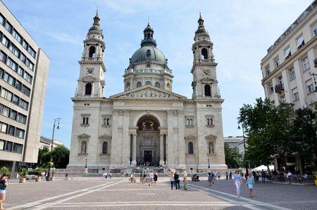 basilica: Basilica of Budapest