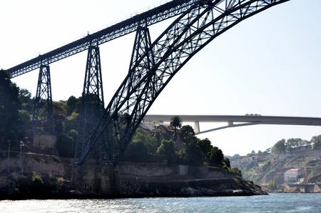 Bridges over the river Douro