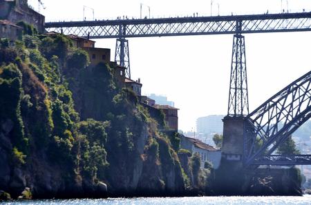 River Douro and the historic city of Oporto