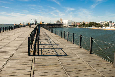 twentieth: commercial wharf built in the early twentieth century.
