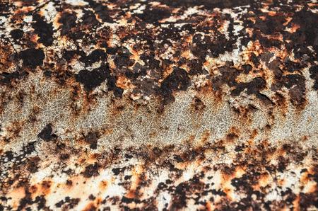 rusty: Piece of rusty metal Stock Photo