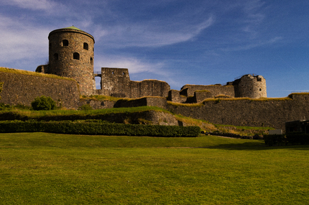 bouhus fortress is a castle in kungalv Municipality, Scania, in southern Sweden.
