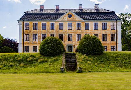 Cristinehof castle is a castle in kivik Municipality, Scania, in southern Sweden.