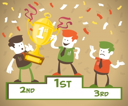 primer premio: Individuo Corporativo se gana el primer premio