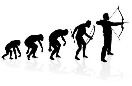 boogschutter: Evolutie van een Archer
