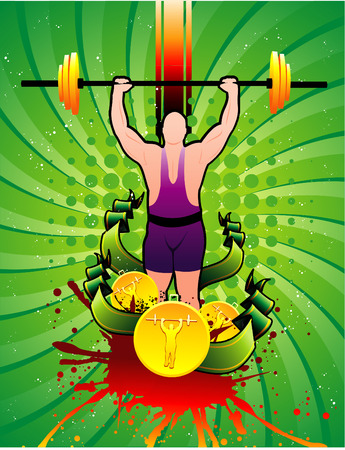 weightlifting vector composition