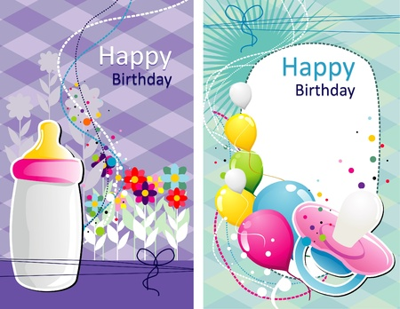 baby party Stock Vector - 11818978