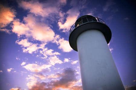 splendour: A Splendour Of Beauty Is The Cape Tourville Lighthouse On The Freycinet Peninsula Within The Freycinet National Park, Tasmania, Australia.