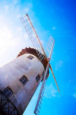 watermill: Historic Penny Royal Watermill, Build in 1825, Located: Launceston, Tasmania, Australia