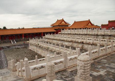Forbidden City Beijing Stock Photo - 1744328