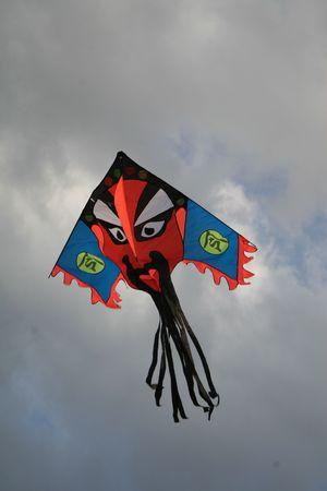 Chinese Kite Stockfoto