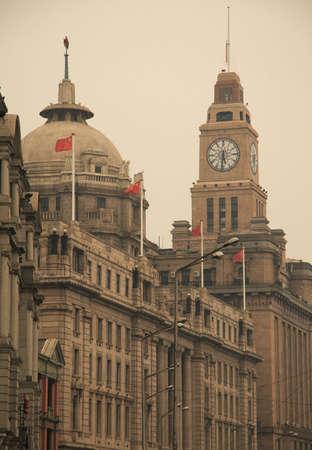 The Bund Shanghai Stock Photo - 1747041