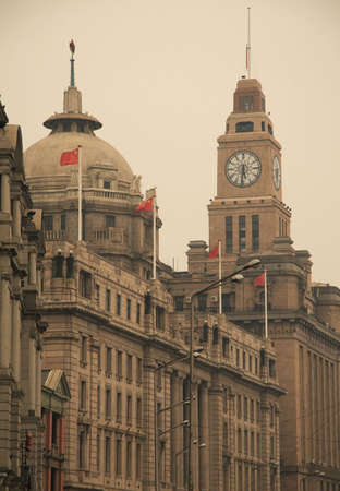 The Bund Shanghai Stock Photo - 1747041