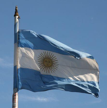 argentinian flag: Argentinian flag