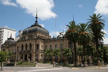 Casa de Gobierno in Tucuman, Argentina Stock Photo