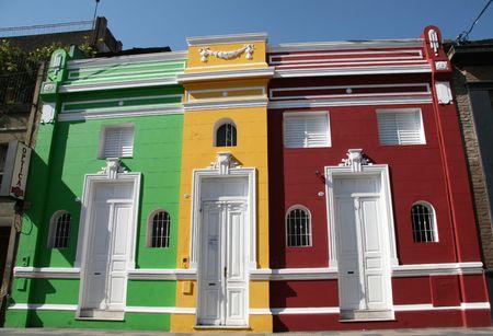 Typische architectuur in Argentinië